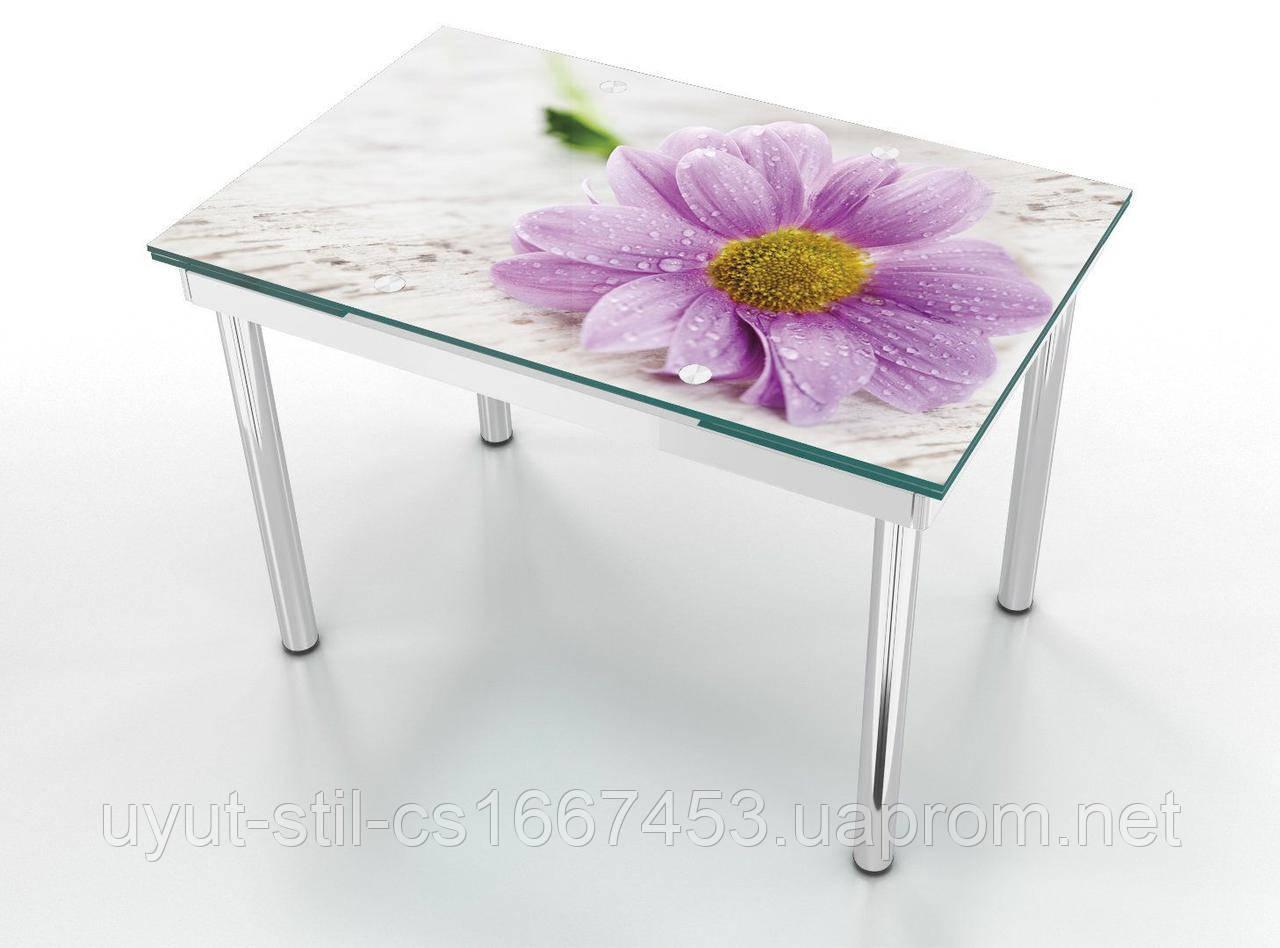 """Скляний розкладний стіл """"MAXI"""""""