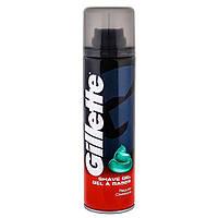 Гель для гоління Gillette Regular 200мл (7702018520800)