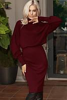 Женский ангоровый костюм с юбкой Delirium, фото 1