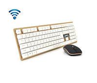 Беспроводной набор клавиатура мышь KB+Mouse RWS7000 Black, (Eng / Pyc), 2.4G, Box