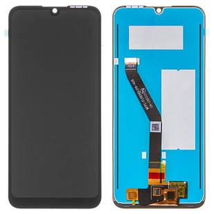 Модуль Huawei Honor 8A черный Original