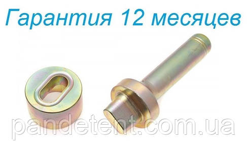 Оправка (развальцовщик) 42х22 мм для установки люверсов., фото 2