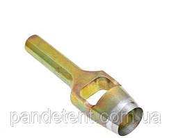 Пробойник(высечка) отверстий под люверсы 25 мм.