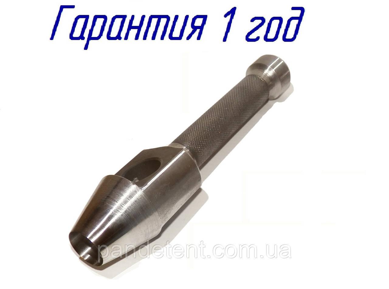 Пробойник (высечка) круглый для люверсов 16 мм.