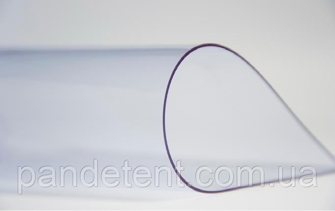 "Водо- и морозостойкая, прозрачная пленка ПВХ""Achilles"" Япония, 0,5 мм (1,37 х 25м.), фото 2"