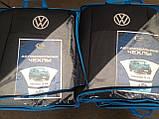 Авточехлы Prestige на Volkswagen T4 1+2 ,Фольксваген Т4 1+2 модельный комплект, фото 2