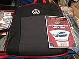 Авточехлы Prestige на Volkswagen T4 1+2 ,Фольксваген Т4 1+2 модельный комплект, фото 9