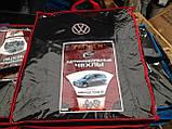 Авточехлы Prestige на Volkswagen T4 1+2 ,Фольксваген Т4 1+2 модельный комплект, фото 10