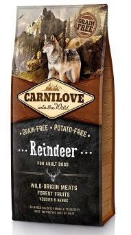 Корм Carnilove для собак с северным оленем   Carnilove Adult Raindeer 1,5 кг, фото 2