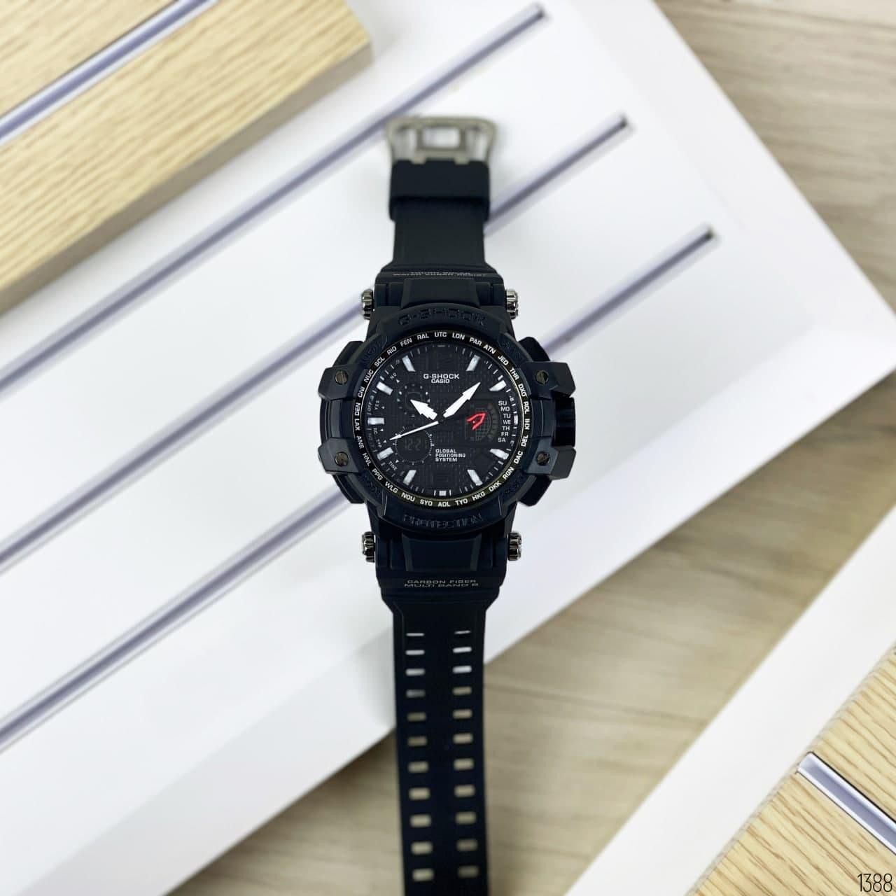 Casio G-Shock GPW-1000 (All Black)