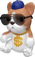 Little Live Pets OMG Интерактивный щенок собачка сквиш 26291 Hip Hop Squishy Puppy so Soft Have Talent, фото 1