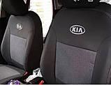 Авточехлы  на Kia Cerato ,Киа Церато  модельный комплект, фото 8