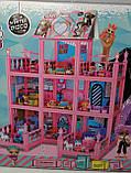 """Большой кукольный домик """"LOL"""", SURPRISE HOUSE 95+, Winter Disco  8372, фото 2"""