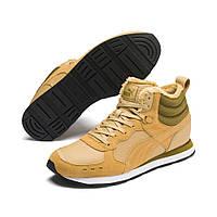 Мужские утепленные кроссовки Puma Vista Mid WTR(Артикул:36978303)