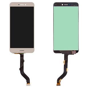 Модуль Huawei P8 Lite 2017 золотистый Original