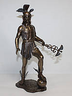 Статуэтка Veronese Гермес 38 см 72738A4, бог торговли и ремесла