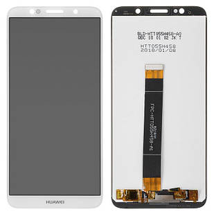 Модуль Huawei Honor 7A белый Original