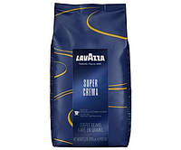 Кофе в зернах Lavazza Super Crema Лавацца Супер Крема 1000 гр, фото 1