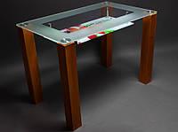 Стол обеденный из стекла модель МФ