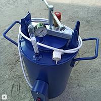 Автоклав электрический бытовой винтовой для домашнего консервирования ЧЕЕ-24 синий 24 банки Автоклавы бытовые