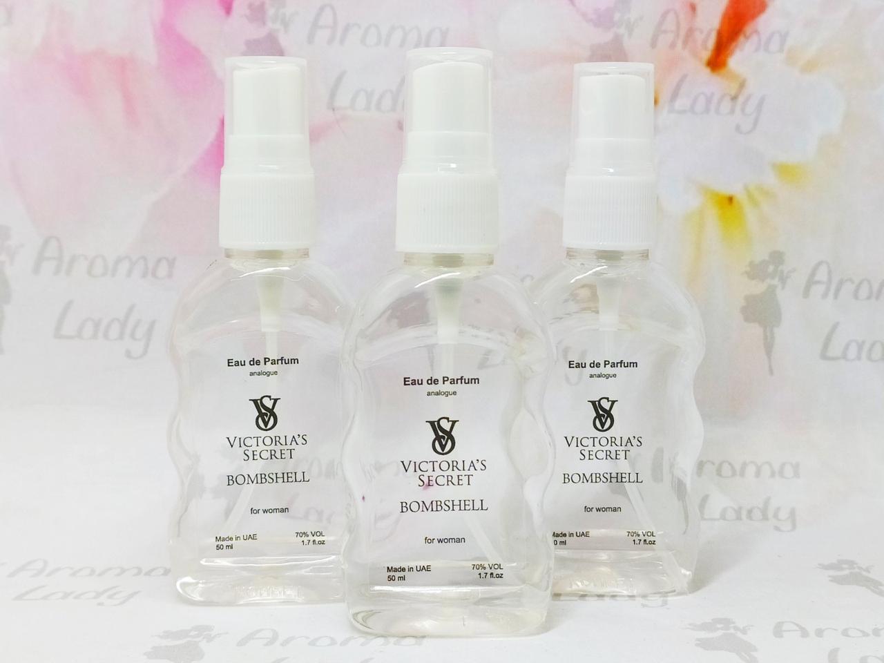 Женская парфюмерная вода Victoria Secret Bombshell (Виктория Сикрет бомбшелл) 50 мл