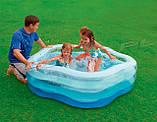 Бассейн 185х180х53 см, Summer Colors, Intex 56495-1, фото 2