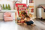 Кукольный домик для барби+лифт +2куклы в подарок.Дом для кукол барби, фото 6