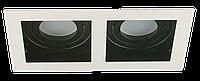 Светильник встраиваемый  Citilux S-2  MWH/BK из алюминия MR-16