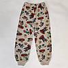 Детская теплая пижама бравл старс пижамка для мальчика Кольт бежевая Бравл Старс Brawl stars 8-9 лет, фото 2