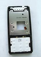 Средняя часть корпуса Sony Ericsson C905 с клавиатурной подложкой Black