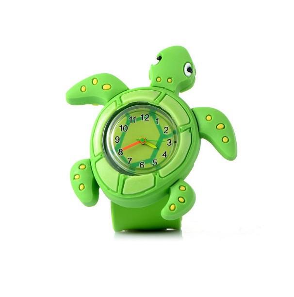 Детские наручные часы Черепаха WFC005 Зеленый (gab_rp90nsbgss)