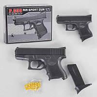 Іграшка Пістолет Р. 698 L 00003 (72) на пульках, пластиковий, в коробці