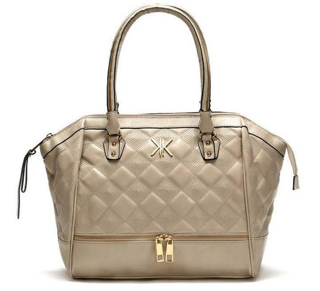 Сумка Kardashian Golf Bag Бежевий (KGB00156BE)