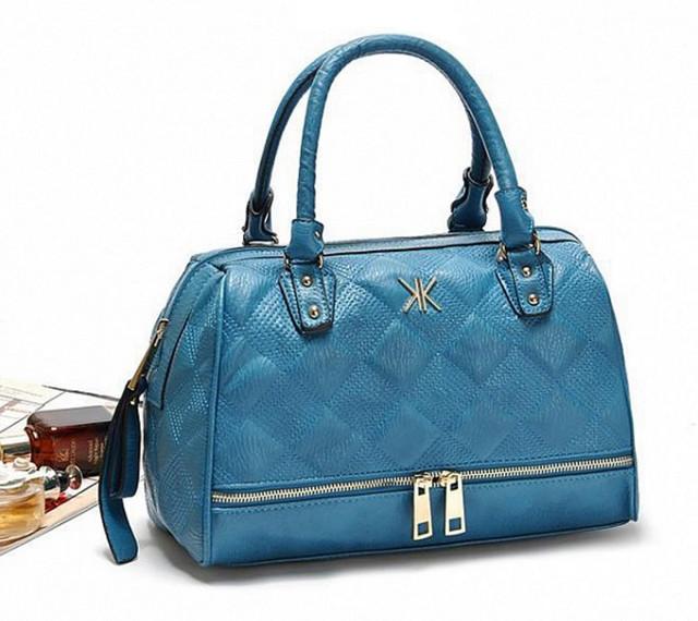 Сумка Kardashian Bowling Bag Голубой (HJB00153BER)