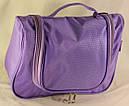 Органайзер дорожній Texture GFY00360 Фіолетовий (tau_krp204_00360), фото 3