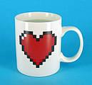 Чашка-хамелеон Like Серце 300 мл Білий (naj101183), фото 2