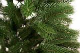 """Ель литая """"Буковельська"""" Зеленая 1,5м / Ялинка лита """"Буковельська"""" Зелена 1,50 м(р), фото 4"""