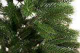 """Ель литая """"Буковельська"""" Зеленая 2,3 м / Ялинка лита """"Буковельська"""" Зелена 2,30м, фото 4"""
