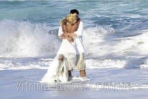 Весільна церемонія в готелі Four Seasons Mauritius Resort 5*
