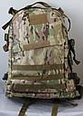 Штурмовий Рюкзак тактичний Raid JHB00166a Multicam (tau_krp494_00166nj), фото 2
