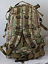 Штурмовий Рюкзак тактичний Raid JHB00166a Multicam (tau_krp494_00166nj), фото 4