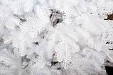 """Ялинка лита """"Ковалівська"""" Біла 1,80 м, фото 4"""