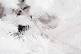 """Ялинка лита """"Ковалівська"""" Біла 2,10м, фото 5"""