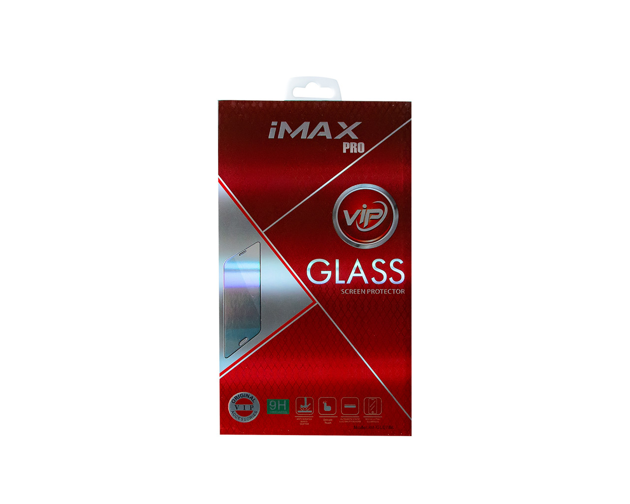 Захисне скло iMax 2.5 D для iPhone 6/6S (1833)