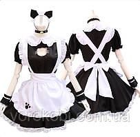 Платье Горничной | Maid dress 04 S