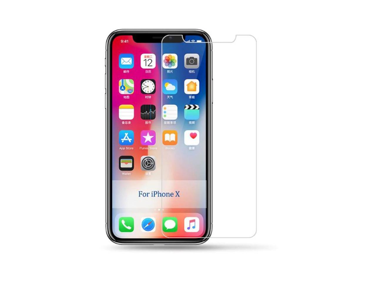 Защитное стекло iMax 2.5D для iPhone Xs Max (1840)