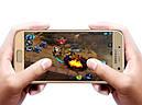 Защитное 3D стекло Full Cover для Samsung J3 2017 J330 Gold (1845), фото 2