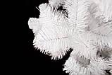 """Ялинка штучна """"Лісова"""" Біла 2,20 м(р), фото 4"""