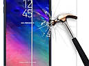 Защитное 3D стекло Full Cover для Samsung A7 2016 A710 White (1880), фото 5