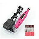 Машинка для маникюра и педикюра VARIABLE SPEED ROTARY Розовый (ji1036615418), фото 3